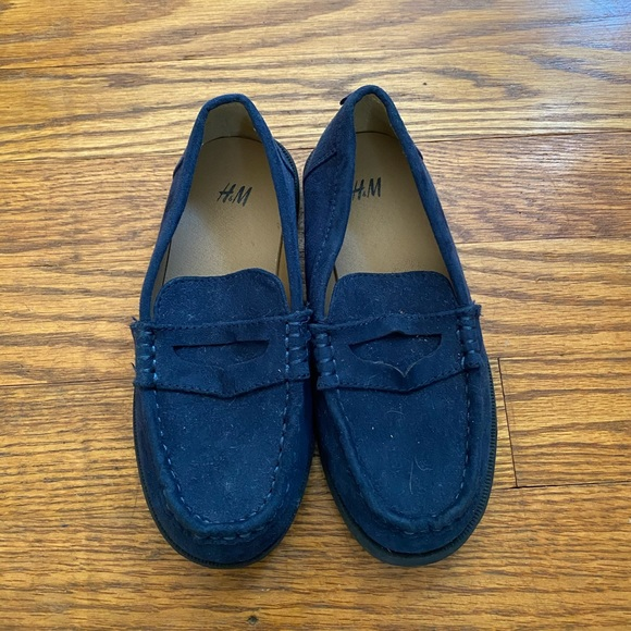 H\u0026M Shoes | Hm Boys Loafers | Poshmark